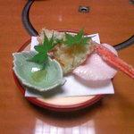 浜松 甲羅本店 - ほたる-天婦羅