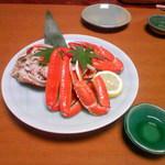 浜松 甲羅本店 - お誕生日サービス
