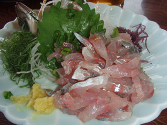 日本料理 魚夢
