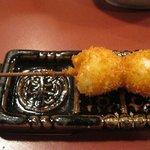 串の坊 - ⑦うずら卵(雅)