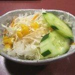 串の坊 - サラダ