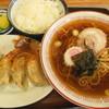 勝福 - 料理写真:餃子セット