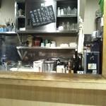 82200308 - 調理場は雑然としています