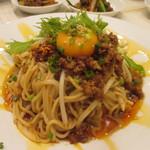 香府山 - 汁なし担々麺