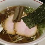 MEN-EIJI - 限定煮干し中華(800円)