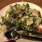 個室 肉割烹 KATANA - 旬菜のシーザーサラダ