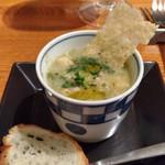 和献洋菜Hi-Bi - 突き出しの野菜スープ