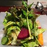 82203967 - 朝採れ野菜のサラダ