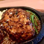 ステーキのくいしんぼ - ハンバーグ