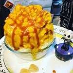 ブルーリバーカフェ - かぼちゃキャラメル