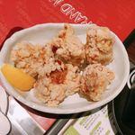 居酒屋 NIJYU-MARU - 若鶏の唐揚げ ¥539