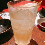 居酒屋 NIJYU-MARU - ピーチジンジャー(飲み放題)