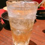 居酒屋 NIJYU-MARU - ライチジンジャー(飲み放題)