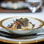 レストラン ナンペイダイ - 料理写真:黒トリュフご飯