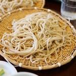 東間 - もり蕎麦