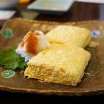 東間 - 出汁巻き卵