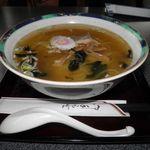 大鵬 - 料理写真:ラーメン 600円