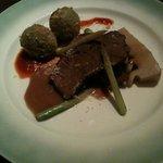 シルエット - メイン肉