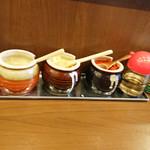 82210370 - テーブルセットはもちろんありましたが、今回も未使用。それくらいスープが美味しすぎて!