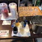 82210699 - ドリンクからスタート…飲むお酢、牛乳、トマトジュース