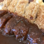 洋食の藤 - ムネ肉一枚肉のチキンカツ(2018.3.10)