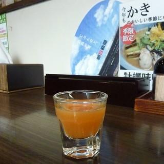 麺屋大河 - ドリンク写真: