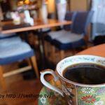 カフェ・タピロス - ホットコーヒー