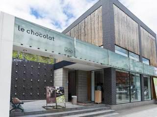 ヌーベルバーグ ルタオ ショコラティエ 小樽本店