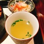 82217709 - 鶏スープ