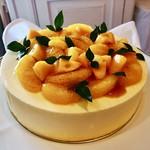 伊丹シティホテル - マンゴーパッション@たっぷりのマンゴーとパッションの酸味が爽やか