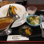 快食ダイニング匠彩 - やみつきスープカレー、1,000円