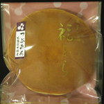 福どら - どら焼き(つぶあん \135)