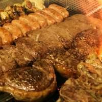 レストラン ベリンバウ - ブラジルと言えばもちろんシュラスコ!