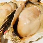 品川牡蠣入レ時 - 身がプリップリ。