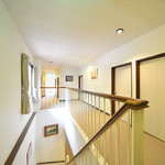 みささガーデンホテル - 2階 客室前通路