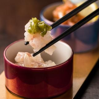 「発酵の力で魚料理をより美味しく」をコンセプトに