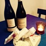 Wines By California Neuf - ☆厳選チーズ☆