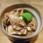 田楽 - 牡蠣豆腐