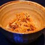 ondo - ランチ小鉢〈人参しりしり〉