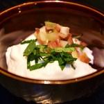 ondo - ランチ小鉢〈じーまみー豆腐〉