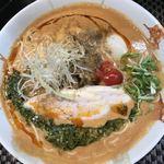 さわだの担々麺 - 料理写真:トマト坦々750円