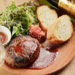 デュークサルーン - 魅惑のハンバーグ