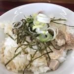 中村屋きんしゃい - 料理写真:チャーシュー丼