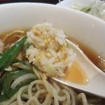上海料理 随苑 - 炒飯の活用法