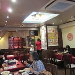 上海料理 随苑 - 店内、土曜日