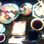 ほうせい丸 - にぎり寿司セット
