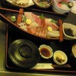ほうせい丸 - 豊漁刺身定食