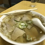 やまや - チャーシューワンタン麺大盛 ¥1000