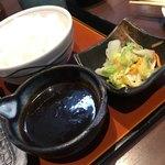 とんかつ たる蔵 - 味噌ダレ