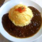 Butter - ふわふわタマゴのオムカレー
